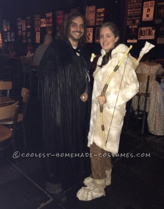 Coolest Game of Thrones Family Costume