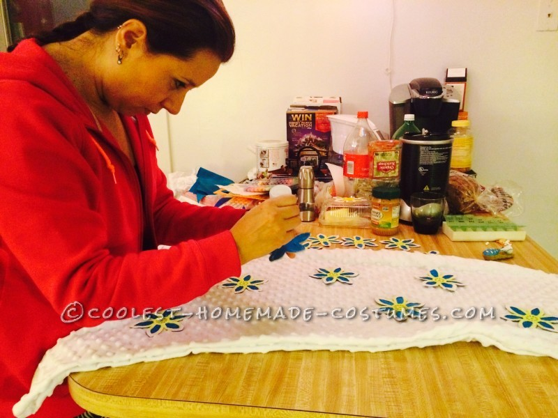 Dress fabrication