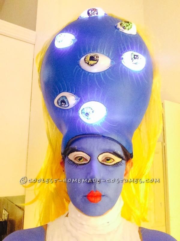 Lighted eyes!!!