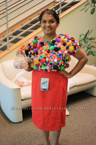 My First Halloween Costume: Gum Ball Machine