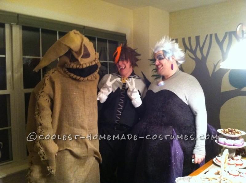 Homemade Halloweentown Sora Costume