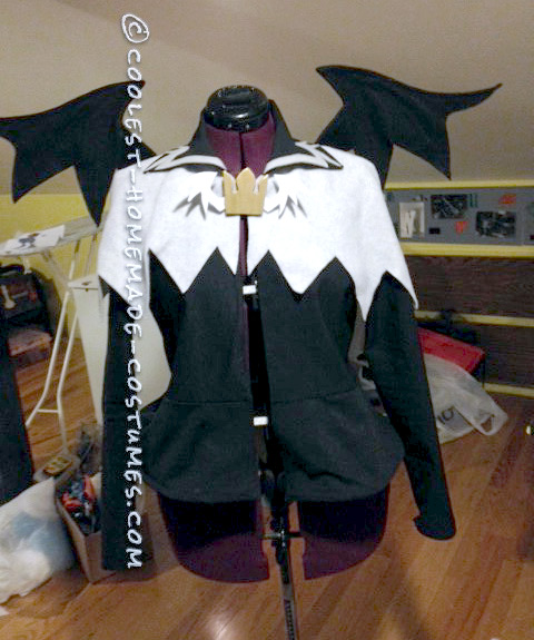 Homemade Halloweentown Sora Costume