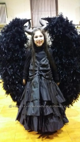 Handmade Maleficent Costume