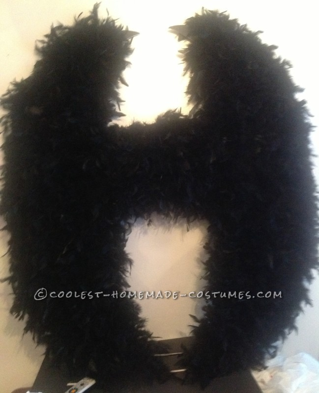 Handmade Maleficent Costume - 1