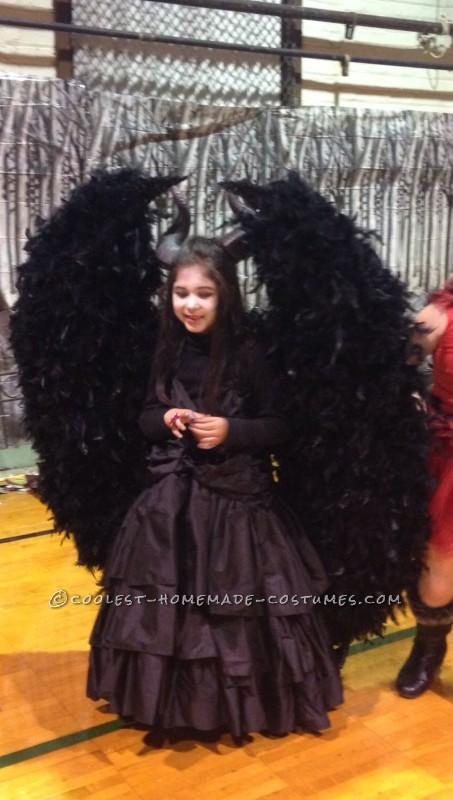 Handmade Maleficent Costume - 2