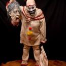Super Creepy Handmade Twisty Costume from American Horror Story