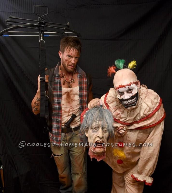 Daryl and Twisty