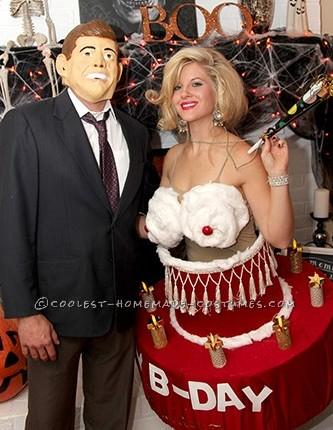 DIY Happy Birthday Mr. President Costume