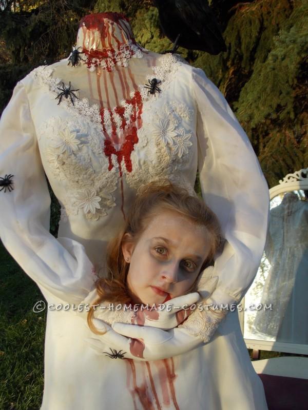 My haunting headless bride!
