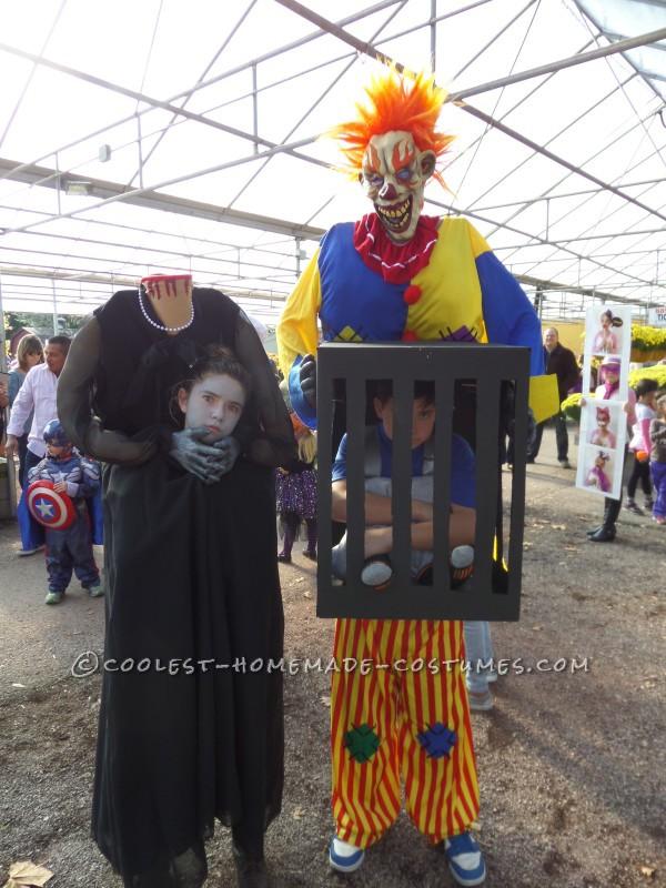 Creepy Headless Woman Costume - 1