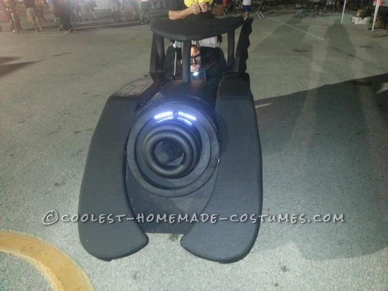 Holy Batman! Its the Batmobile Wheelchair Costume - 5