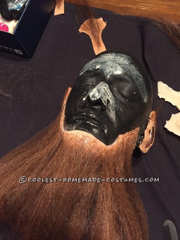 Beard Prosthetic