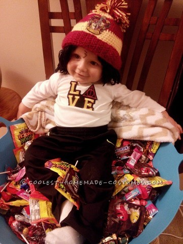 Cutest Harry Potter Baby Costume