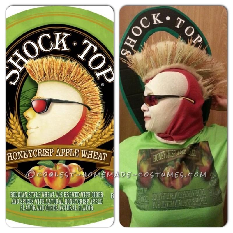 Coolest Honeycrisp Shock Top Beer Costume