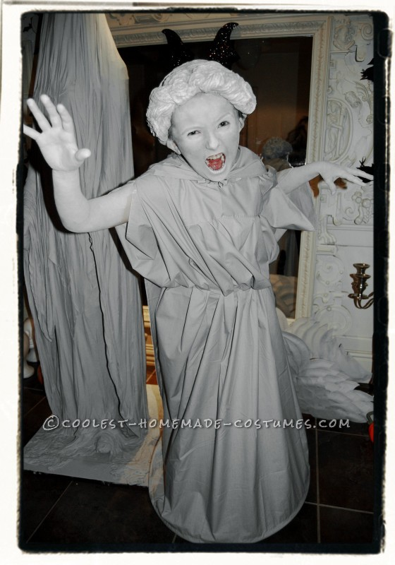 Scary Weeping Angel!