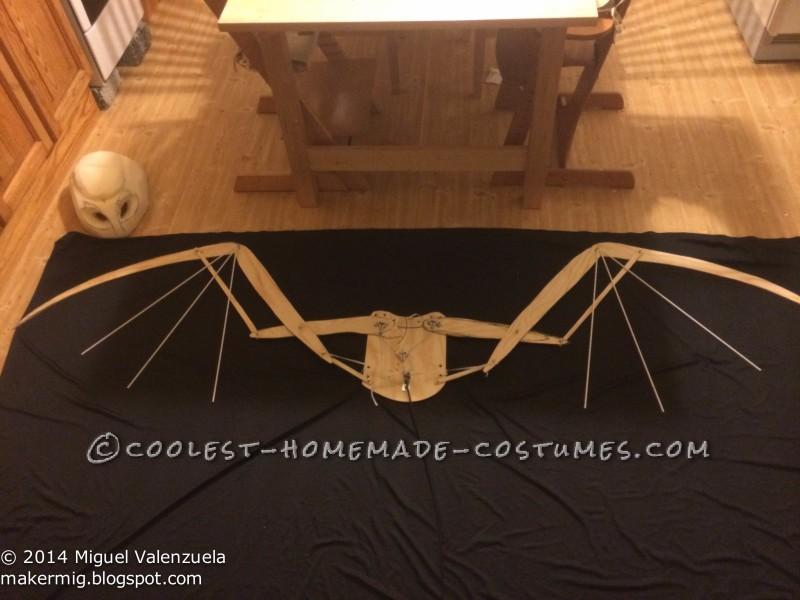 Wing Skeleton