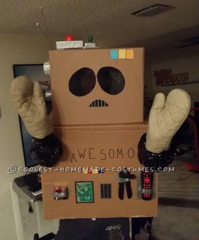 I am A.W.E.S.O.M.-O!