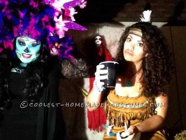 Got Tons of Soul Zombie Couple Costumes - 9