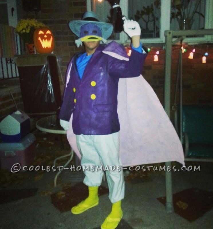 Coolest Darkwing Duck Costume - 1