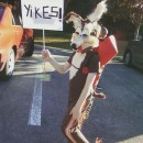 Super Genius Wile E. Coyote Costume
