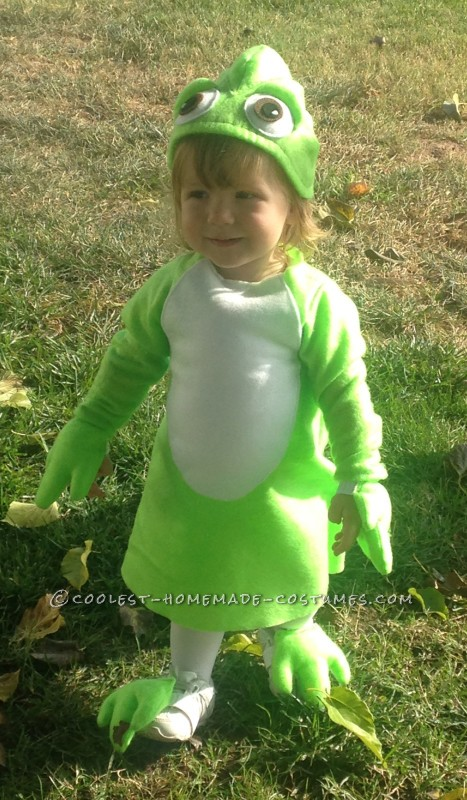 Fun Rapunzel, Pasquel and Flynn Ryder Family Costume - 2