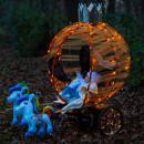 Cinderella Pumpkin Stroller Costume