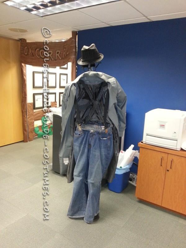 Cool Invisible Man Illusion Costume - 2