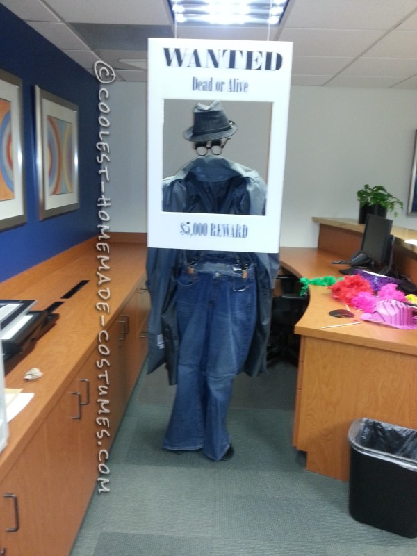Cool Invisible Man Illusion Costume - 3
