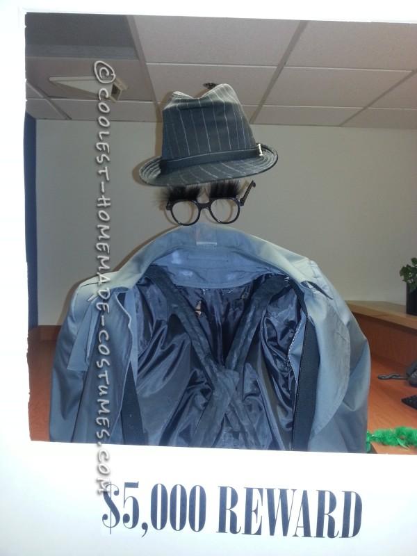 Cool Invisible Man Illusion Costume - 4
