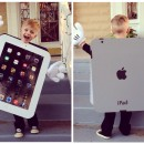 Cute iPad Costume for a 4-Year-Old
