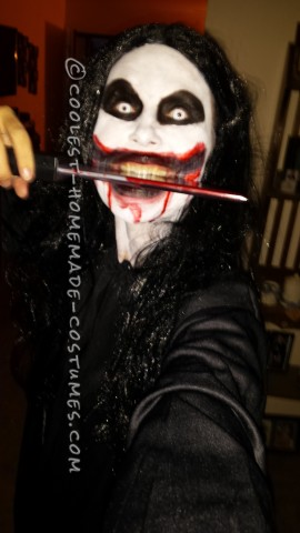 Chilling Jeff The Killer Costume
