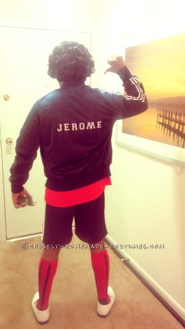 Funny Jerome Costume from the Martin Lawrence Show