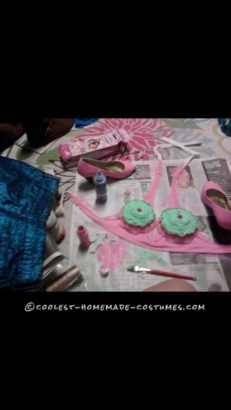 Katy Perry Inspired California Gurls Costume - 2