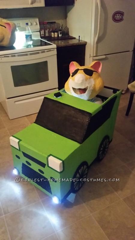 Kia Soul Hamsters Group Halloween Costume - 1