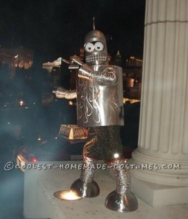 Bender spot light dance at Ceaser's