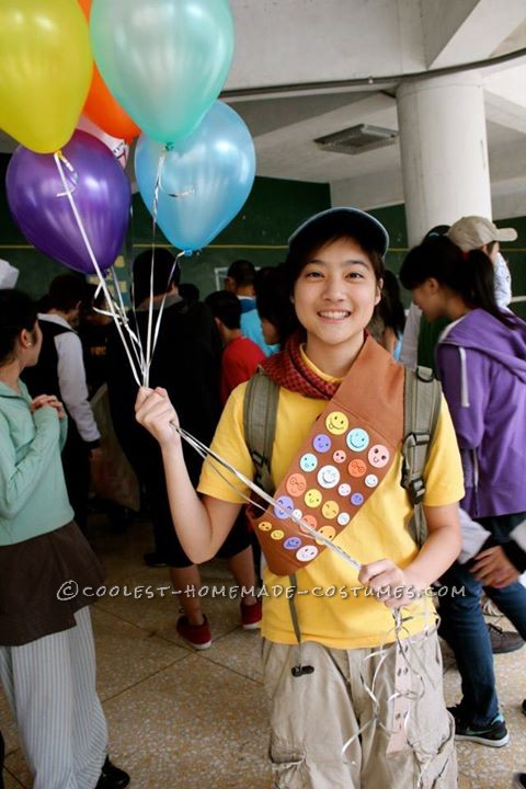 Last Minute Russell From UP Costume