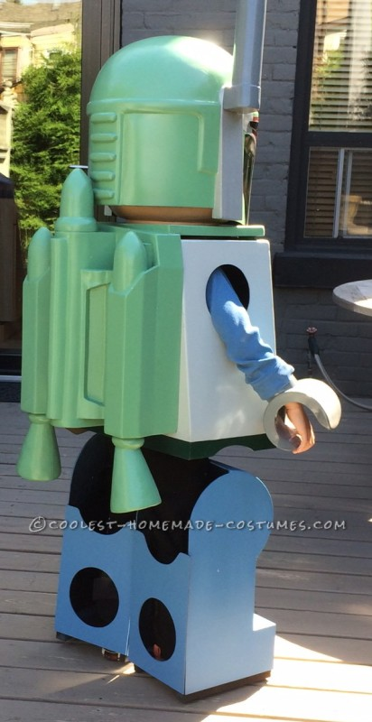 Coolest Lego Boba Fett Costume - 8