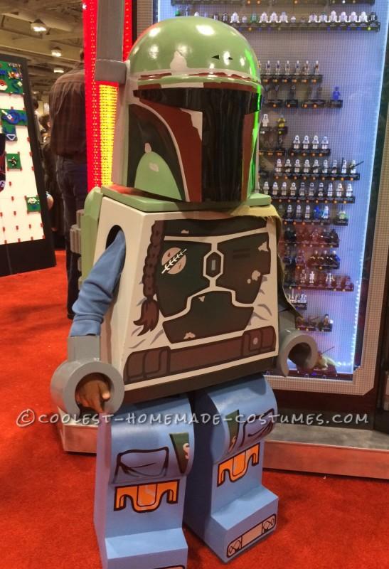 Coolest Lego Boba Fett Costume - 9