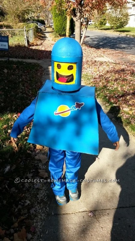 Coolest Family Lego Movie Costumes - 2