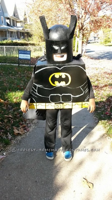 Coolest Family Lego Movie Costumes - 1