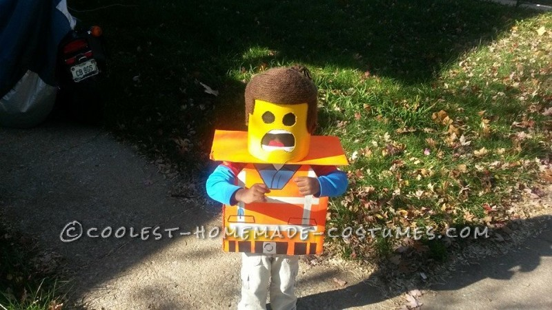 Coolest Family Lego Movie Costumes - 3