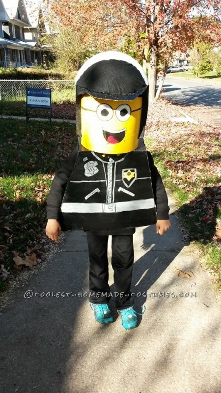 Coolest Family Lego Movie Costumes - 4