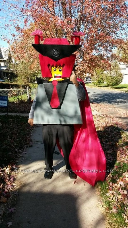 Coolest Family Lego Movie Costumes - 5