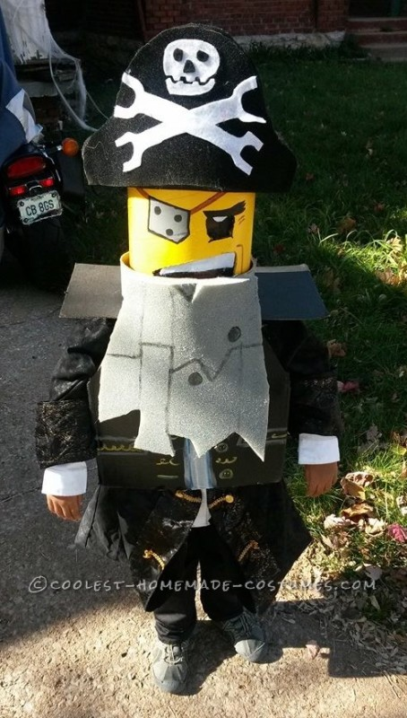 Coolest Family Lego Movie Costumes - 6