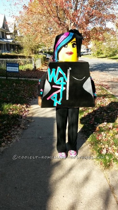 Coolest Family Lego Movie Costumes - 7