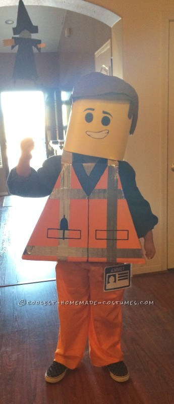 Emmet ready to go