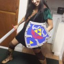 Sexy Link-Costume from The Legend of Zelda