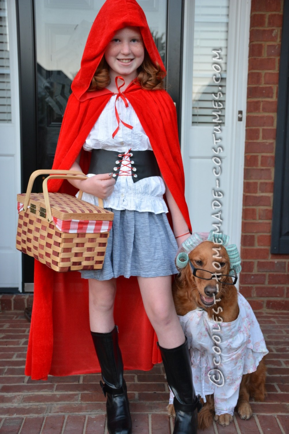 Modern Day Red Riding Hood Google Search Halloween Costume