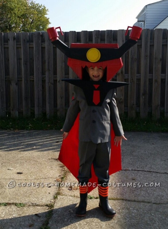 Coolest Lego Lord Business Costume