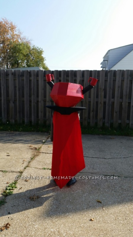 Coolest Lego Lord Business Costume - 2